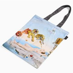 Dalí canvas tote - Dream