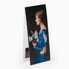 Magnetic bookmark with Lady Alastair Graham's portrait