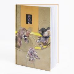Francis Bacon: Three Figures and Portrait A5 notebook