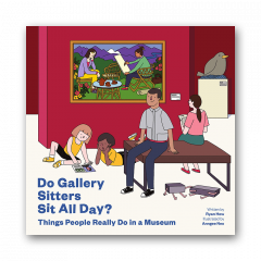 Do Gallery Sitters Sit All Day?