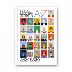 Great Modern Artists A to Z