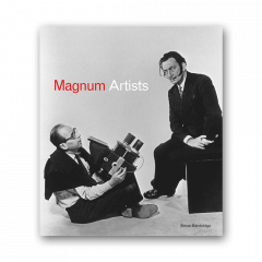 Magnum Artists: Great Photographers Meet Great Artists