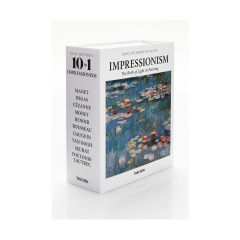 Ten in One. Impressionism (Taschen)
