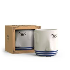 Picasso ceramic pot