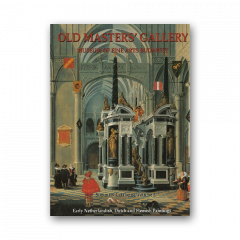 Old Masters' Gallery Summary Catalogue Vol.2., Museum of Fine Arts Budapest