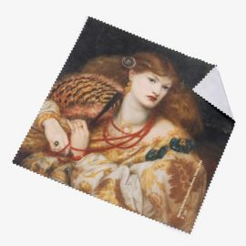 Rossetti, Monna Vanna glass cleaning cloth