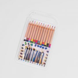 Palette coloured pencil set