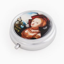 Cranach's Salome pill box