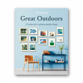 Frameables: Great Outdoors. 21 Prints for a Picture-Perfect Home