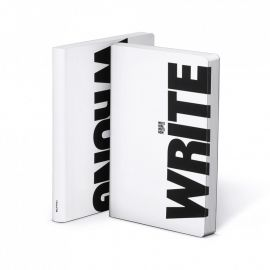 Nuuna Graphic L notesz - Write/Wrong