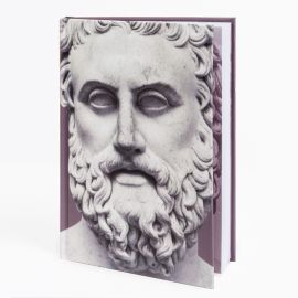 Greek Philosopher A5 Notebook