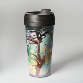 Lonely Cedar thermo mug